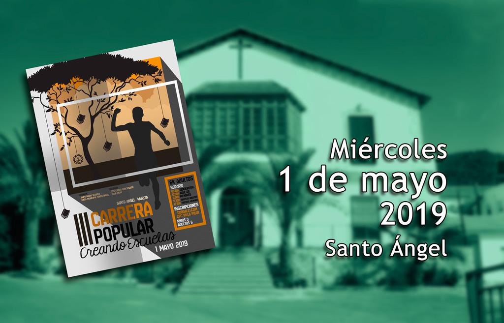 """Tercera edición carrera """"Creando Escuelas"""" del colegio Villa Pilar"""
