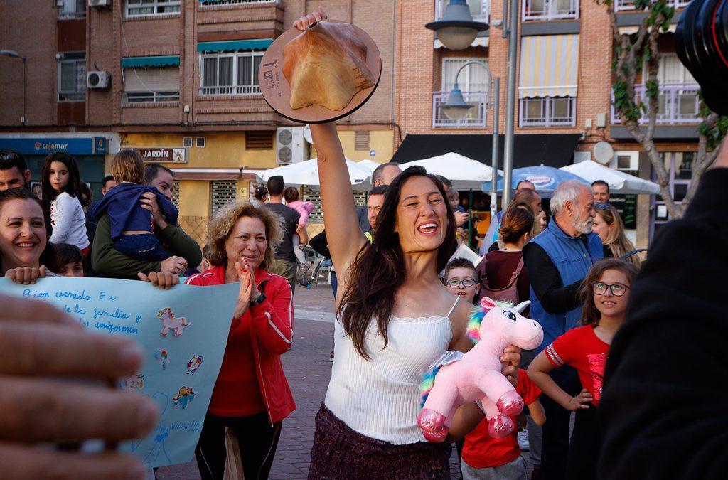 La campeona de la exigente Volcano Ultramarathon llega a Santo Ángel