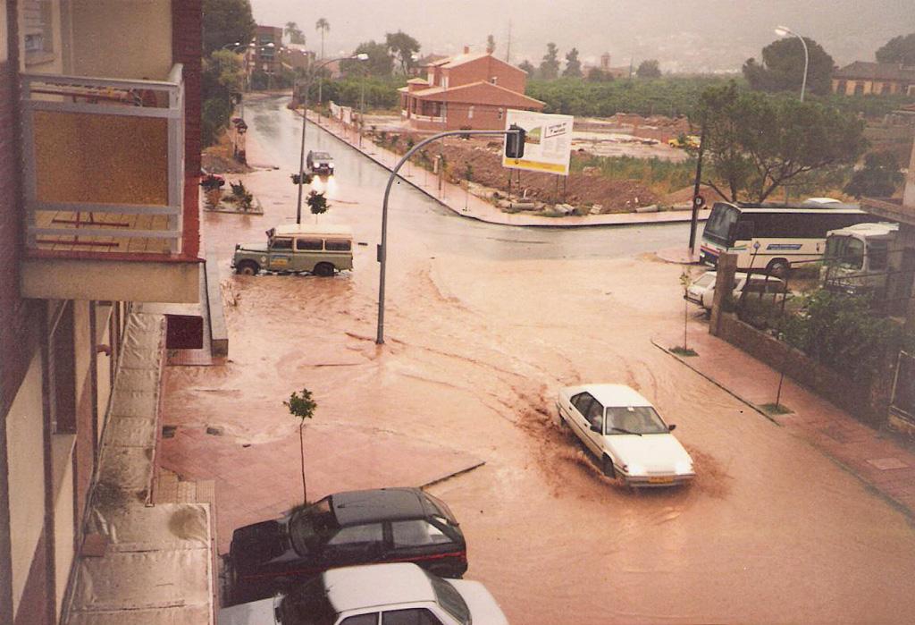 Avenida Juan Carlos I y la Rambla_Sordo
