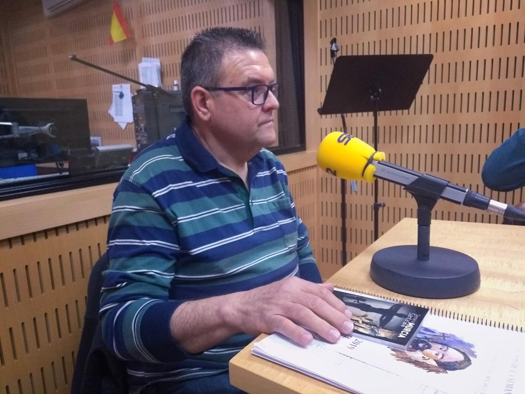 Presidente de la Cofradía de Santo Ángel SER Radio Murcia