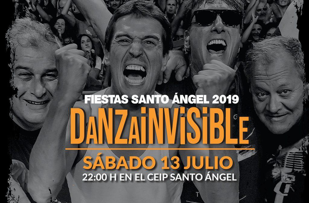 Concierto de Danza Invisible en Santo Ángel
