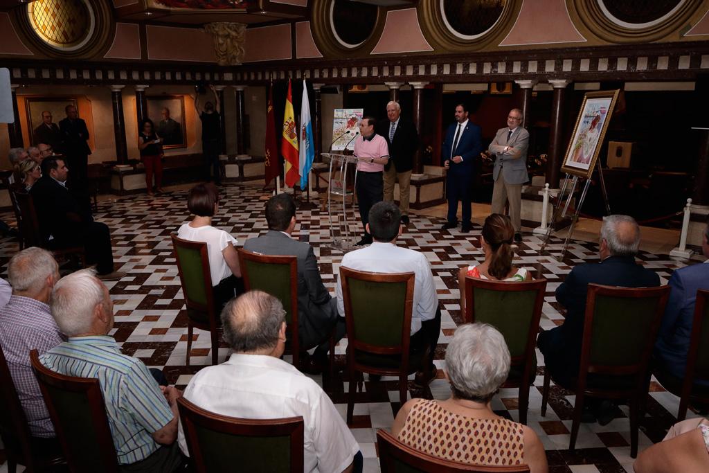Asamblea Regional Pintor Pepe Franco