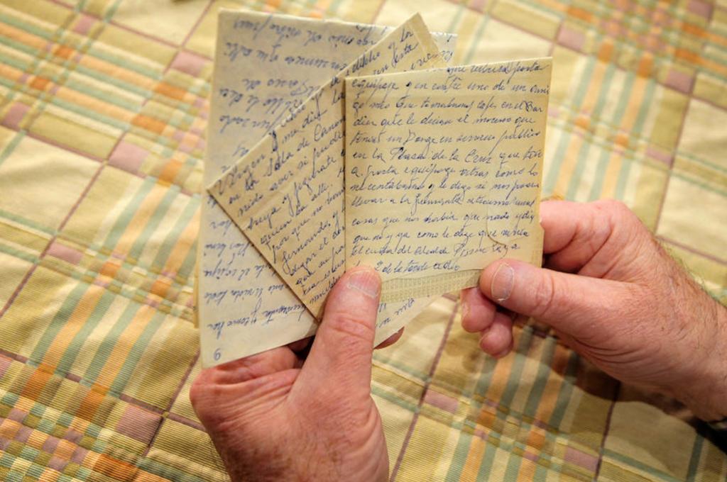 Antonio Córcoles escritos originales
