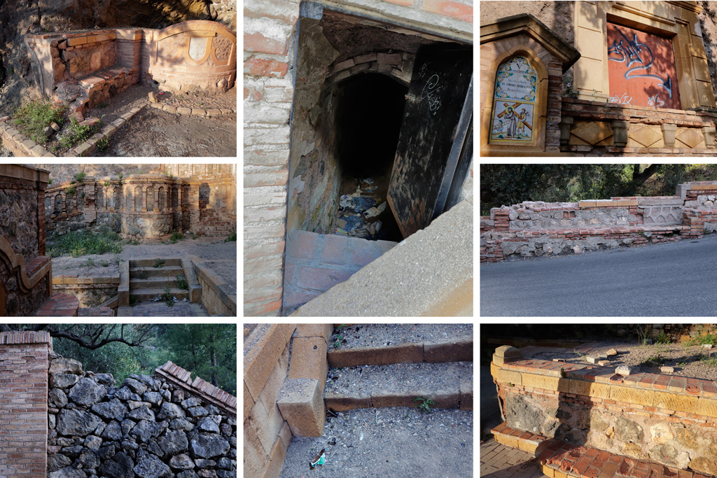 Estado actual (2019) Santuario Fuensanta