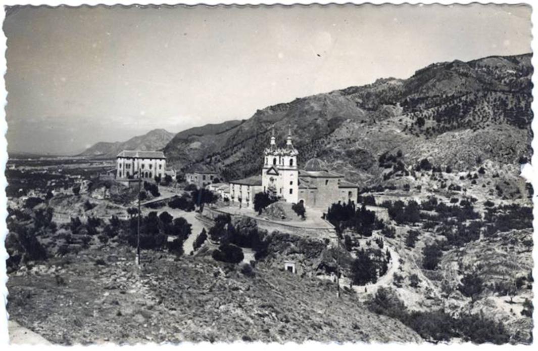 Panorámica Santuario Fuensanta 1920