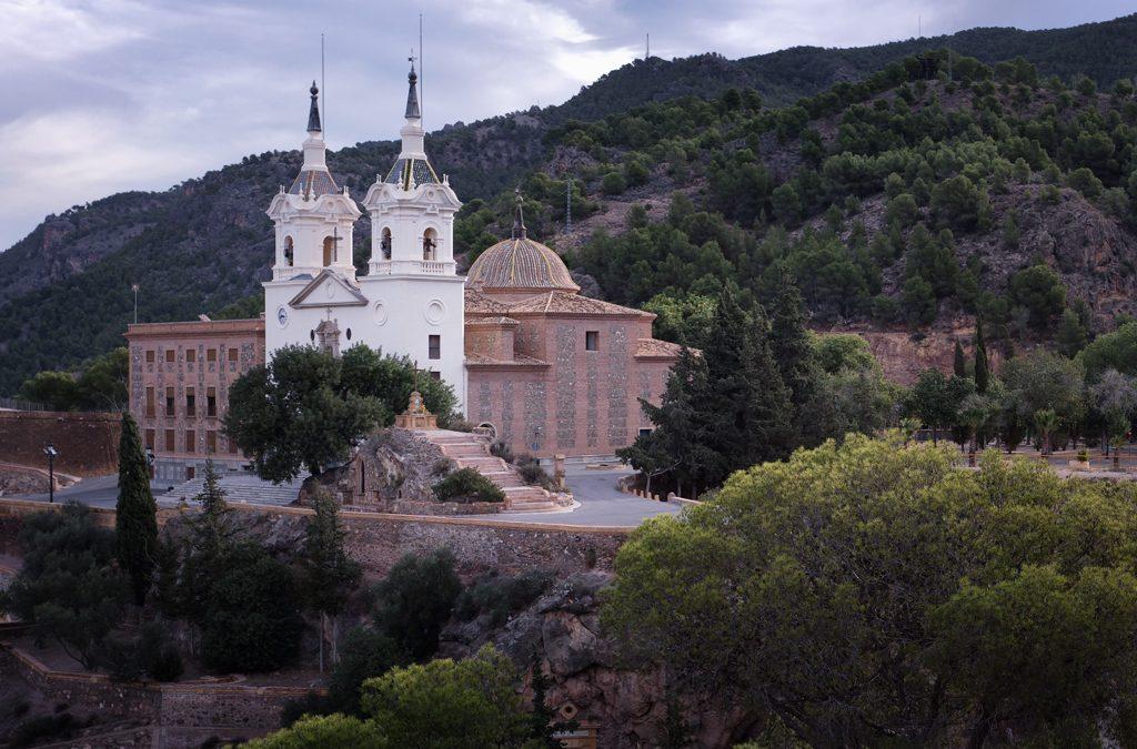 La historia del Santuario de Nuestra Señora de la Fuensanta