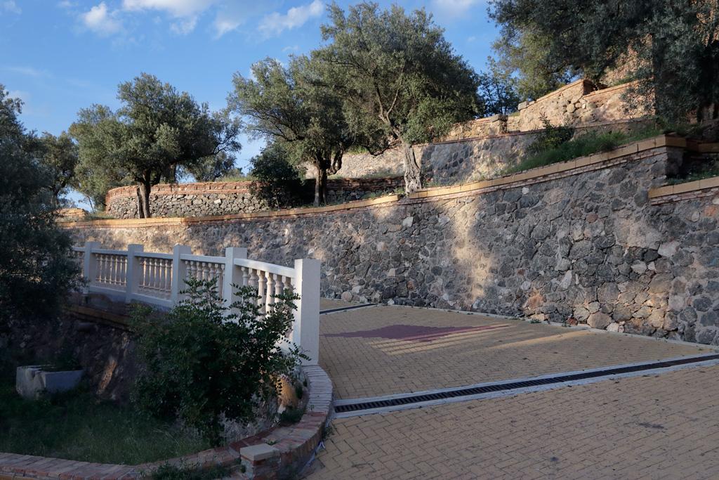 Subida Santuario de la Fuensanta en Murcia