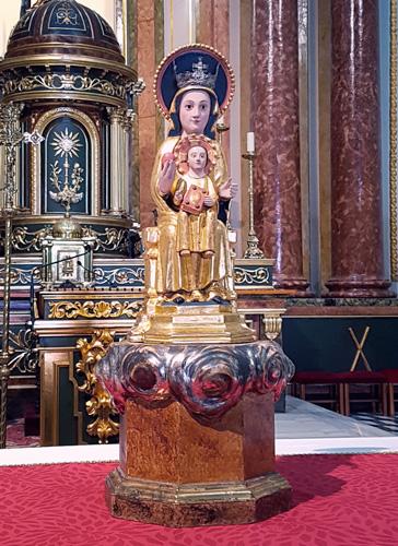 Virgen de la Arrixaca