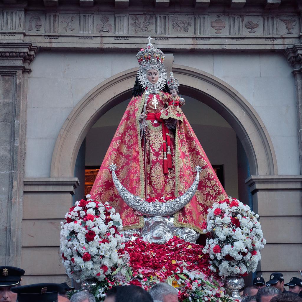 La Virgen de la Fuensanta Murcia