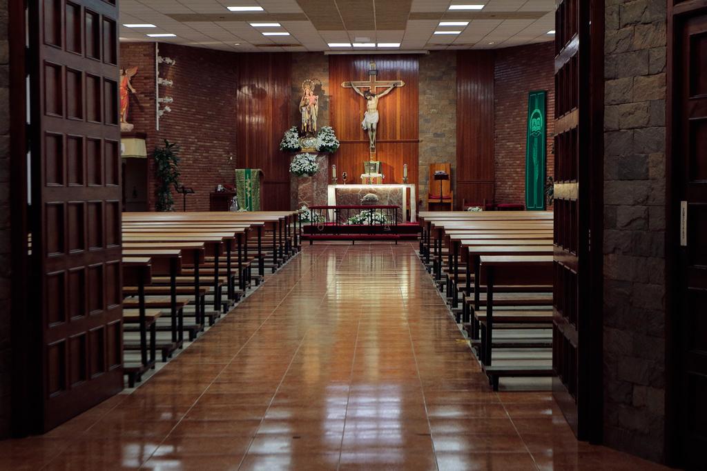 Parroquia Nuestra Señora del Carmen de Santo Ángel