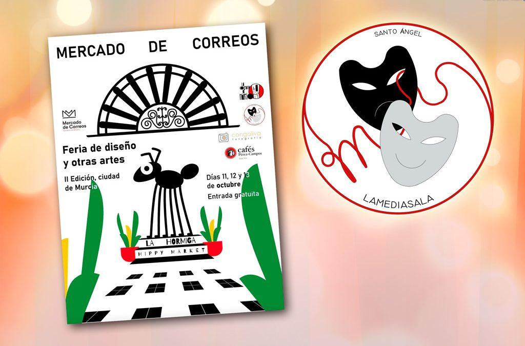 Teatro en el Mercado de Correos en Murcia