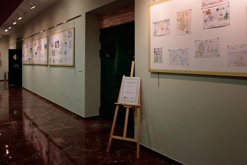 Exposición postales de Navidad 2019