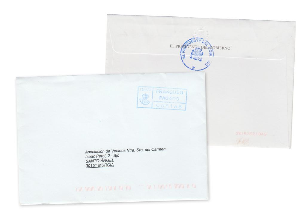 Postal de Navidad, Presidente de Gobierno Pedro Sanchez 2018