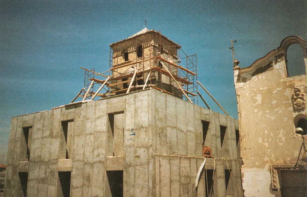 Restauración de la Casa-Torre de los Alburquerques