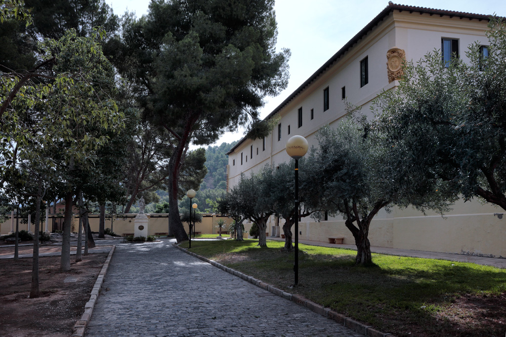 Monasterio Santa Catalina del Monte - Turismo religioso