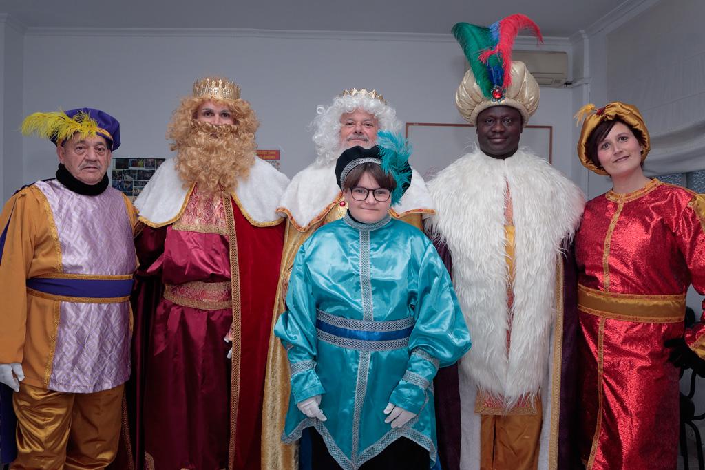 Los Reyes Magos y sus pajes 2020