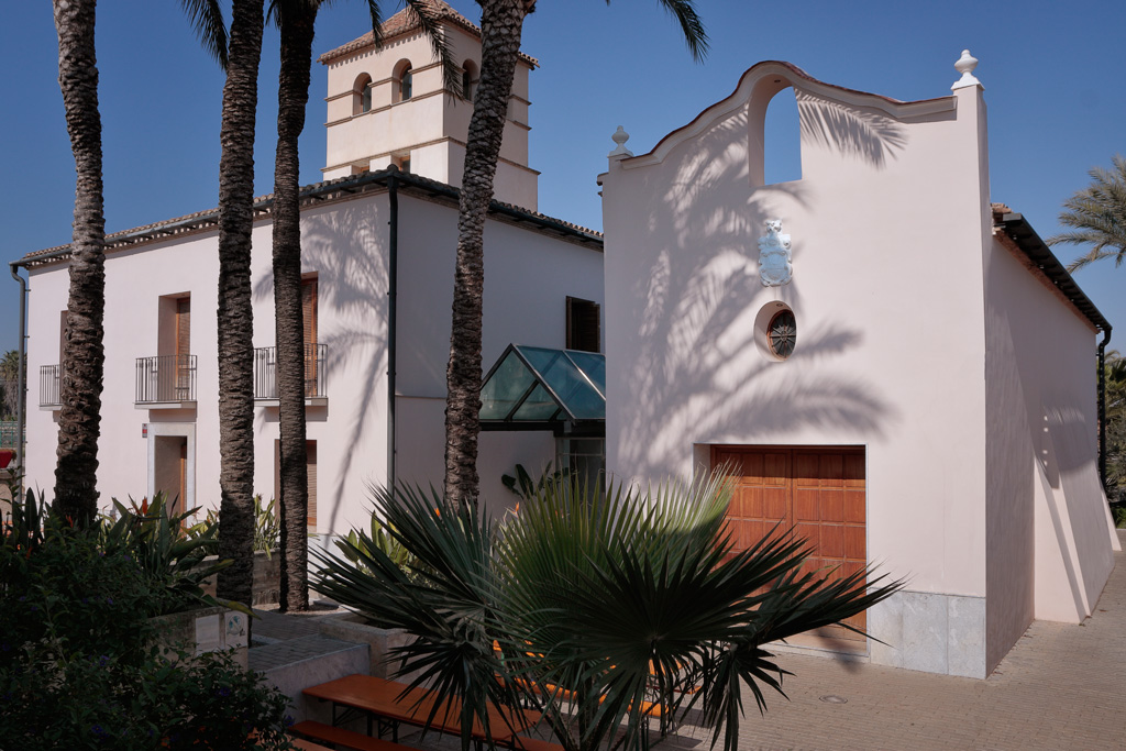 Ermita de los Alburquerques y Casa Torre - foto de 2020