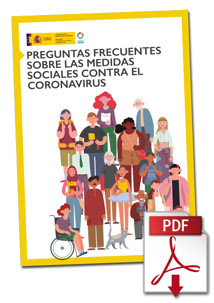 Preguntas frecuentes sobre las medidas sociales contra el coronavirus