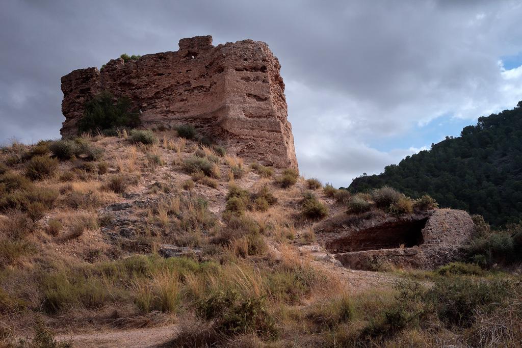 Castillo de Santa Catalina del Monte