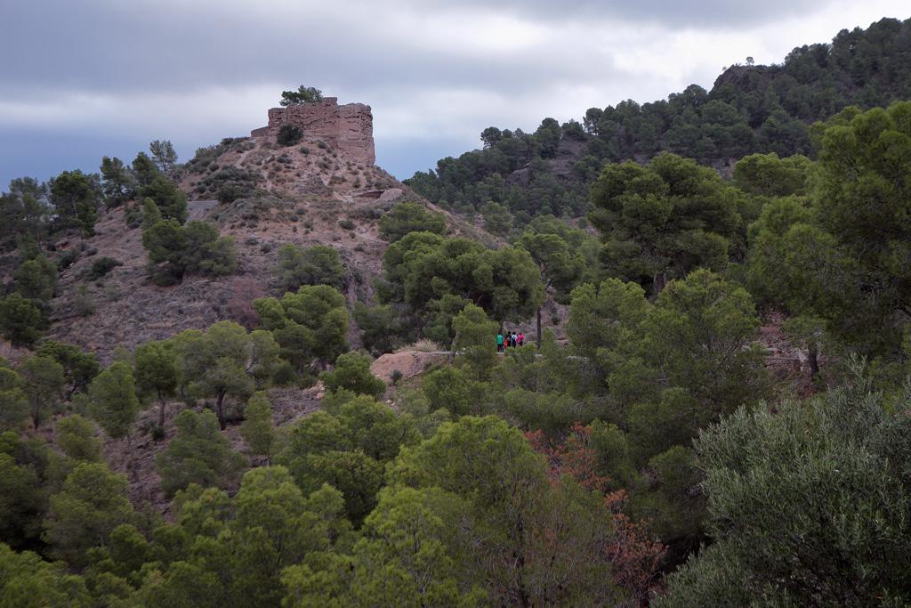 Excursión al Castillo de Verdolay con la Asociación de Vecinos