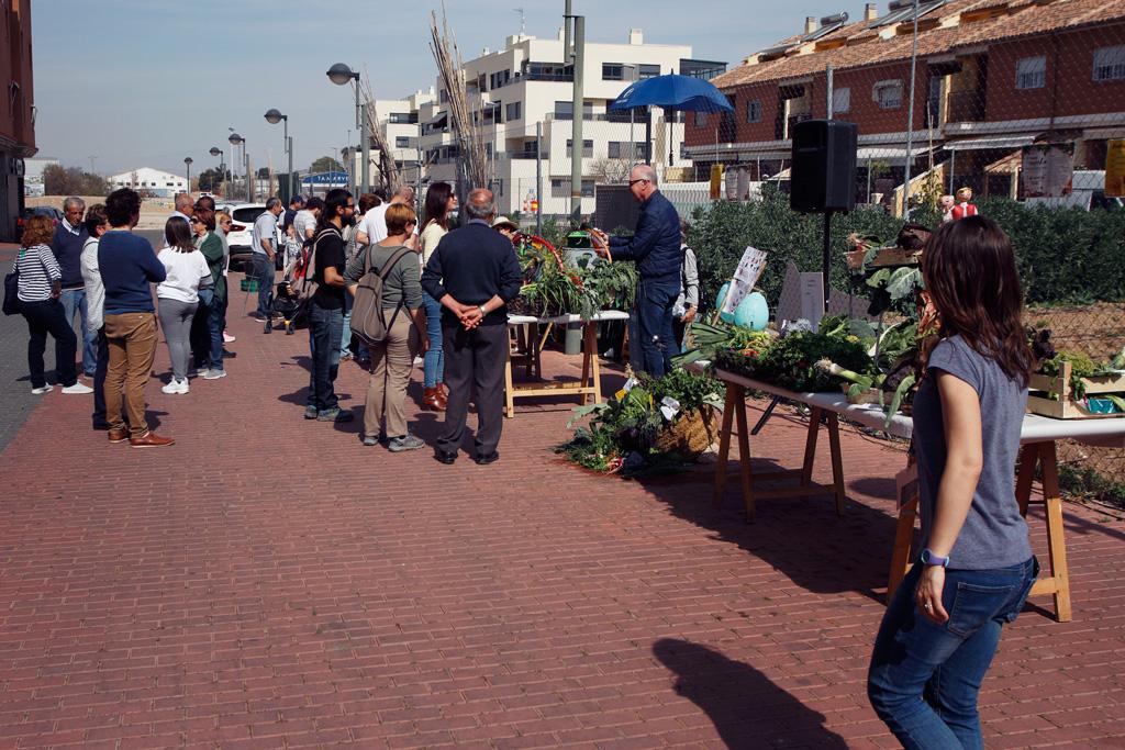 Fiesta de cosecha 2019 en Santo Ángel