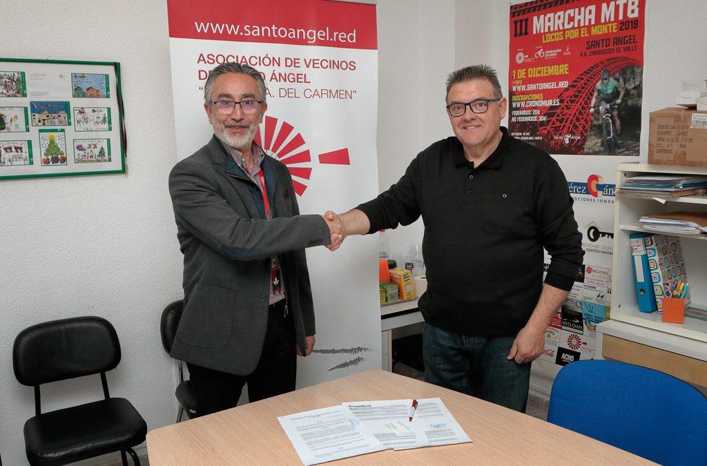 CableMurcia ha llegado a Santo Ángel con una oferta especial para nuestros socios