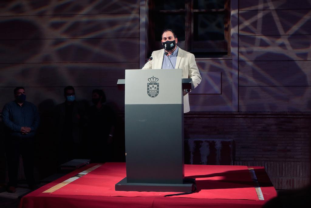 Mario Pérez Cervera, Alcalde de los Alcazares