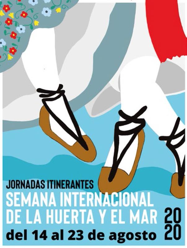 Jornadas itinerantes Semana internacional de la Huerta y el Mar en los Alcázares 2020