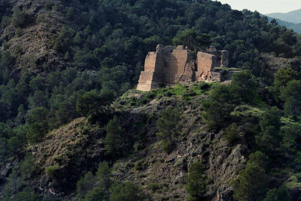 Castillo de la Luz o Verdolay - Turismo histórico