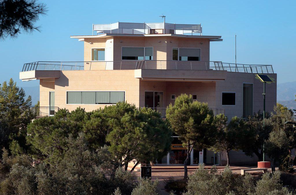 Todos los Santos en los Centros de Visitantes de Murcia
