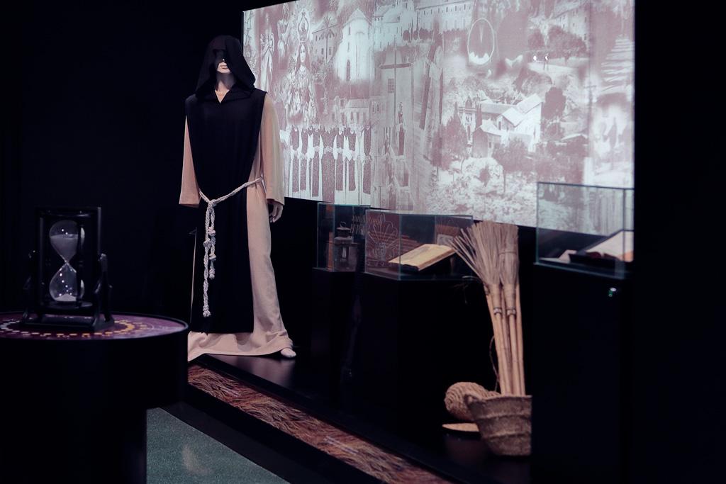 """Sala de exposiciones """"Fortificaciones Medievales y Espiritualidad"""""""