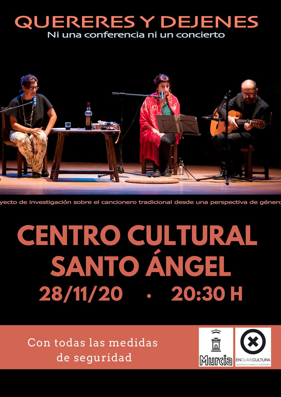 """Ponencia-concierto """"Quereres y Dejenes"""" de Fuente Musical"""