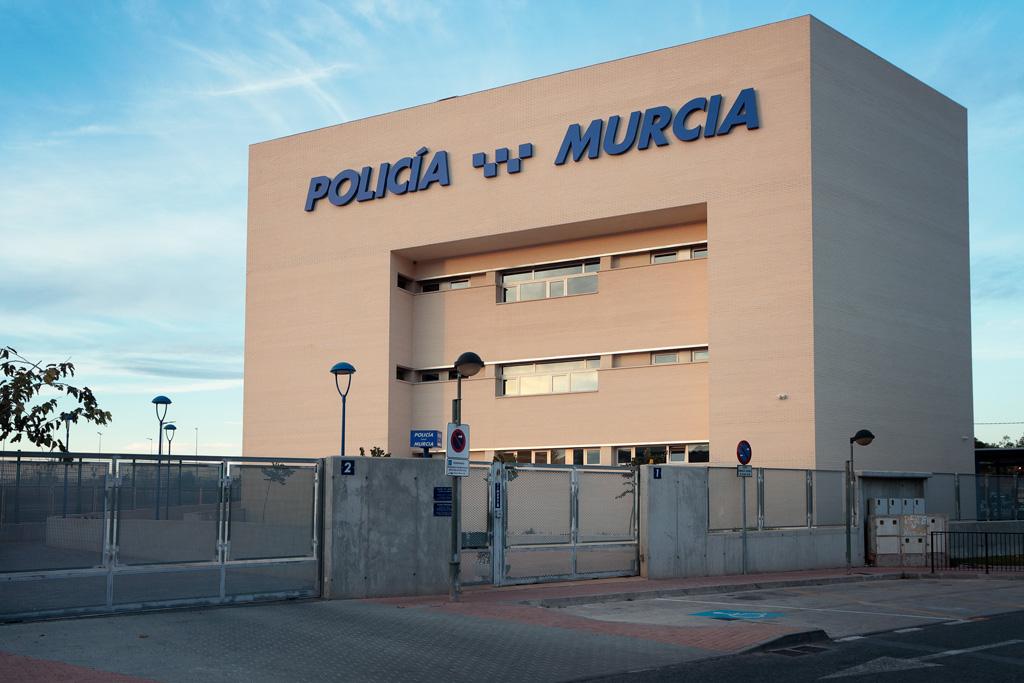 Cuartel Policía Local de Murcia