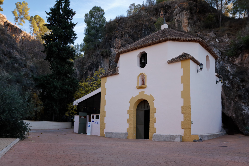 La antigua ermita de San Antonio el Pobre