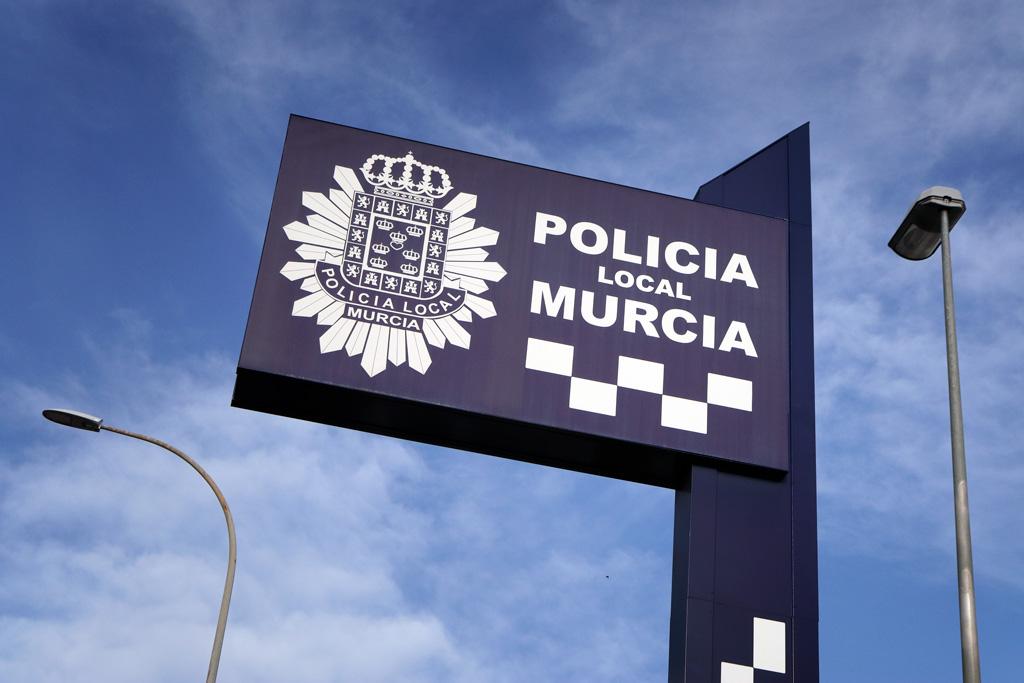 Sede principal de la Policía Local en el Infante