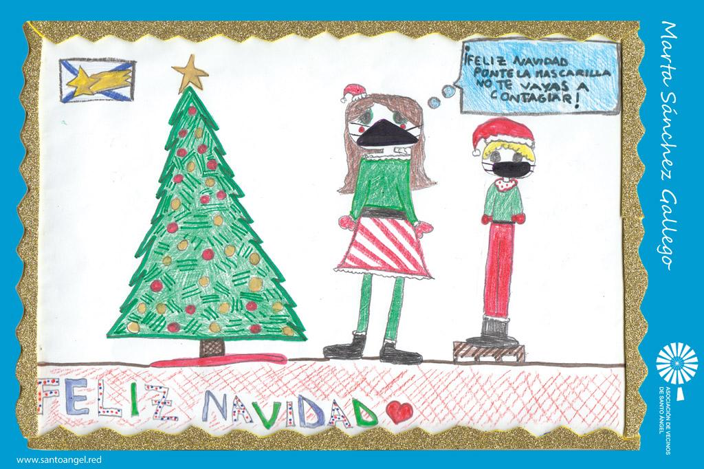 Dibujo de Marta Sánchez Gallego