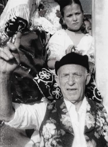 Abuelo de Anyi - el Viruta