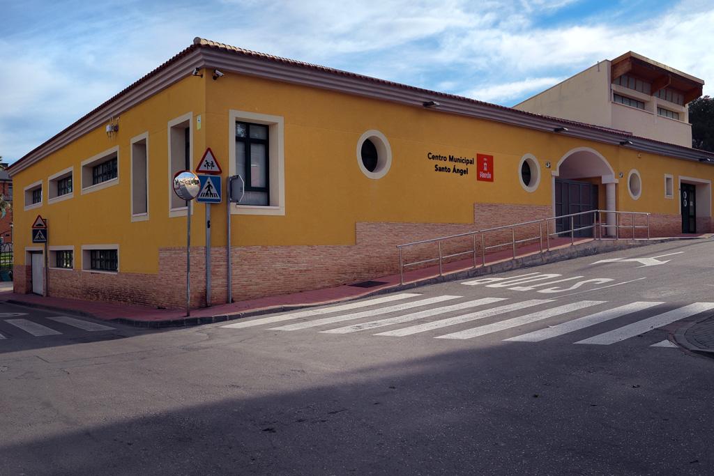 El Centro Municipal de Santo Ángel