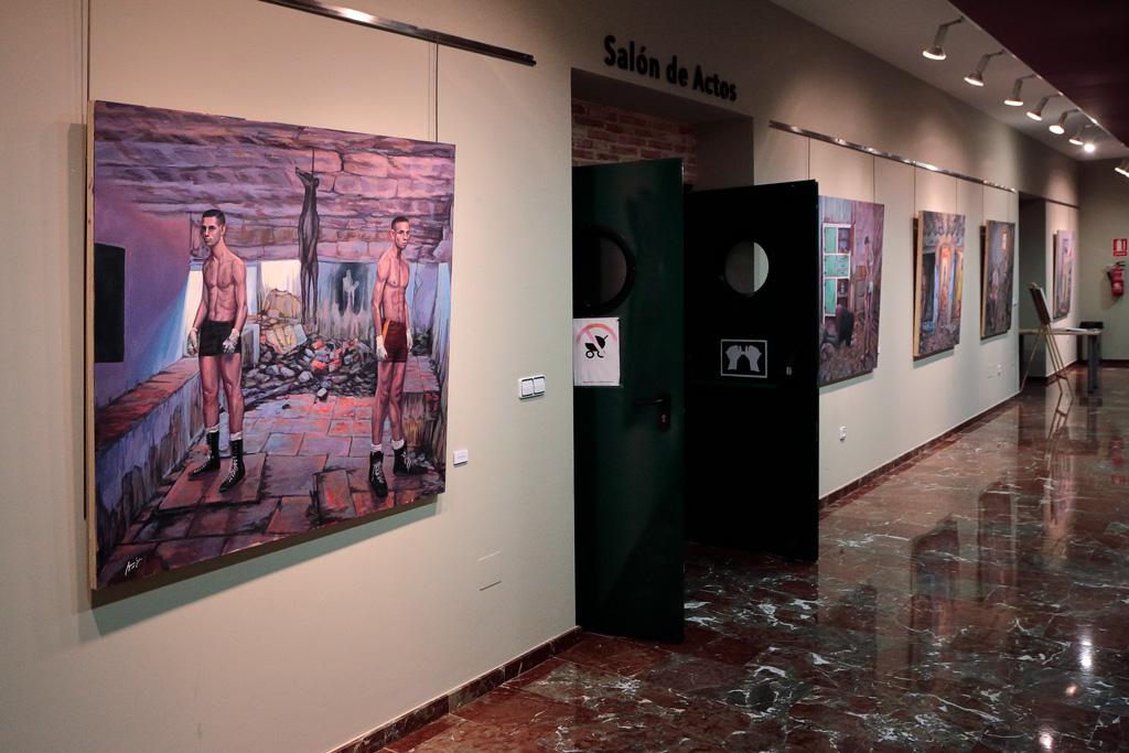 Exposion de Ignacio Garcia Moreno