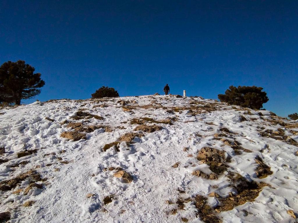 Ruta montañera de enero, Odres, Obispos y Revolcadores