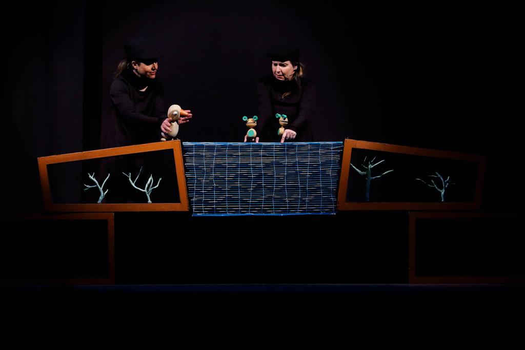 "Periferia Teatro presenta la obra infantil ""Vuela pluma"""