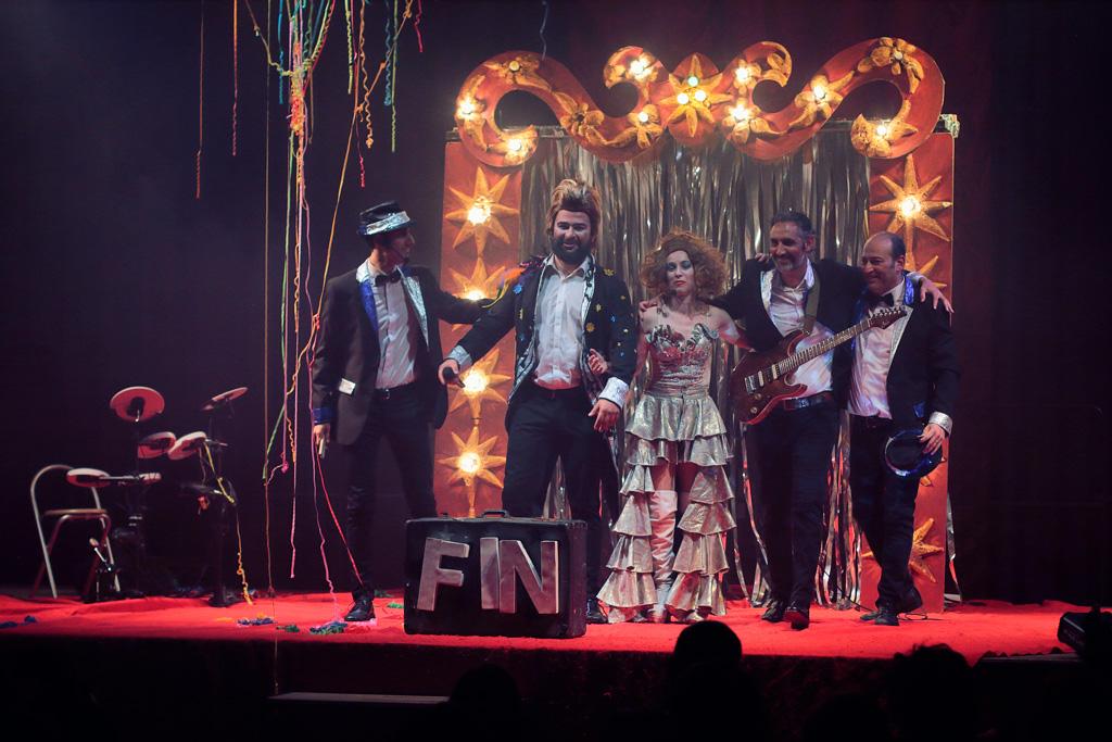 The Big Bang Band de Ribalta Teatro