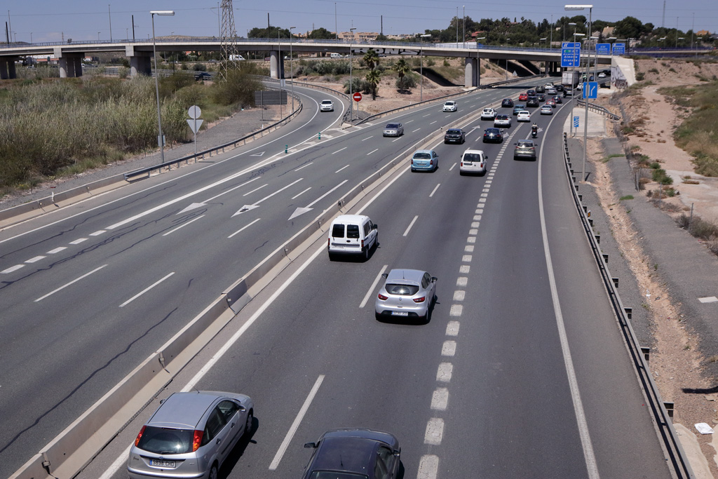 Motorway A30 Murcia - Cartagena
