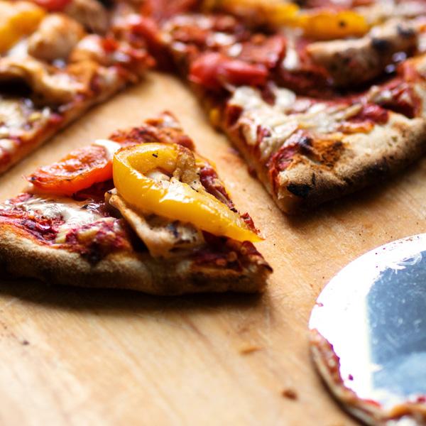 Brett Jordan Pizza