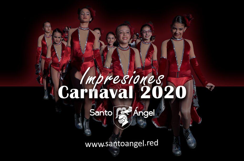 Este año revivimos el Carnaval con este video del desfile del año pasado