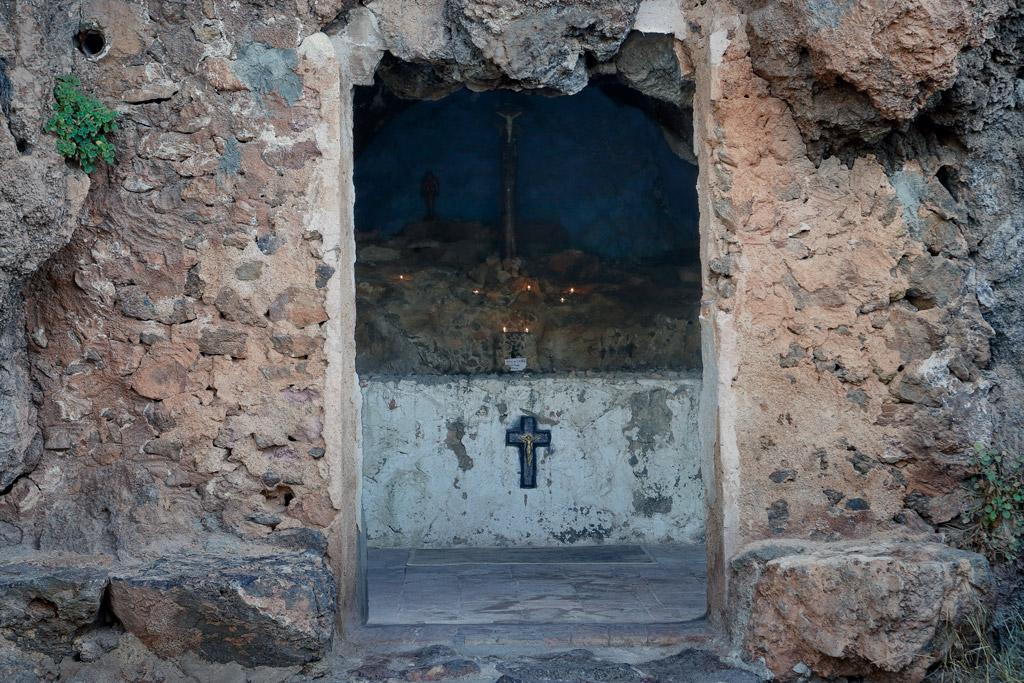 Cueva de la Hiedra en Murcia