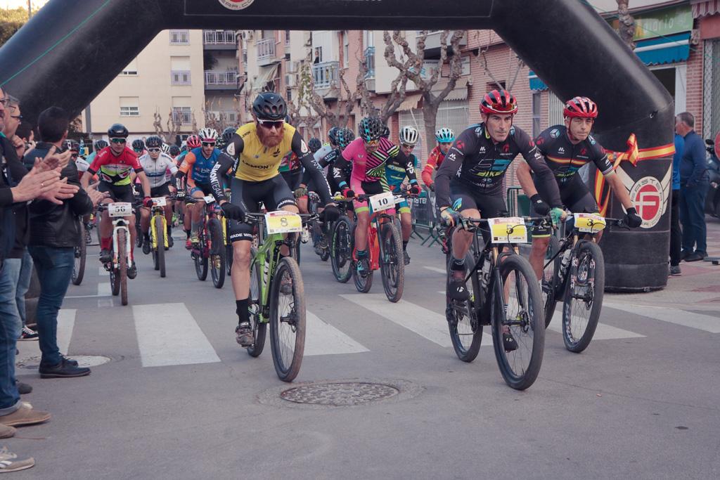 """Deporte - Marcha MTB bicicletas """"Locos por el monte"""" - turismo deportivo"""