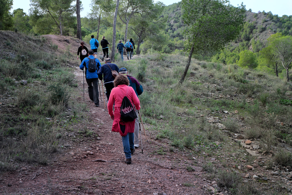 EMSA Hiking Routes - Tourism in the natural environment
