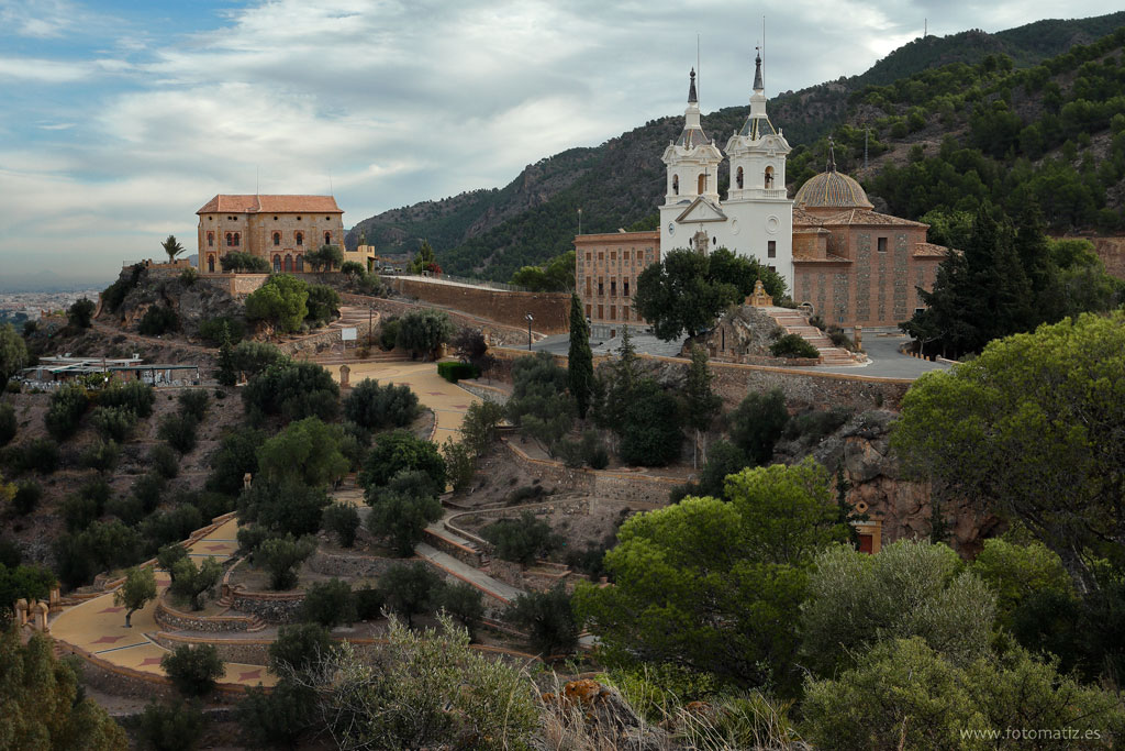 Santuario Ntra. Sra. de la Fuensanta - Religious historical tourism