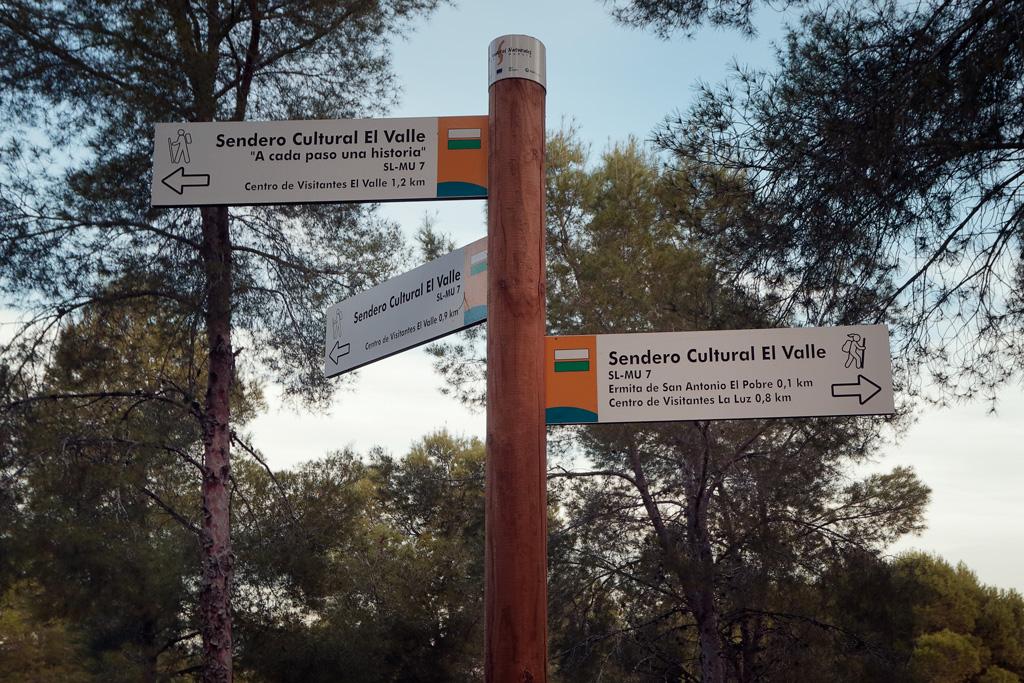 """Sendero Cultural en """"El Valle"""""""